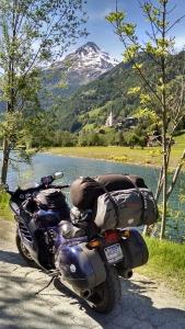 ...Beautiful valley in Austria