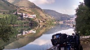 Rio Douro and Pinhão