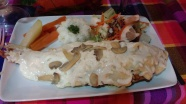 Fresh fish Vericruz