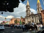 A Mexican wedding