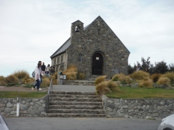 Church of the Good Shepherd, the most photographed church in New Zealand