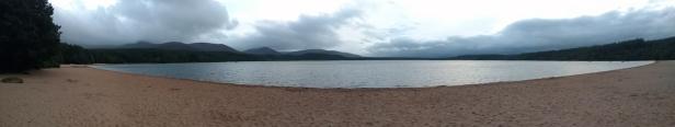 View on Loch Morlich