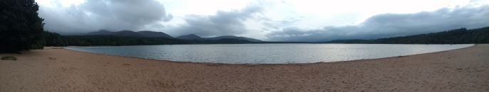 View on Loch Morlich