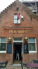 Old Ship Inn, Perth, UK